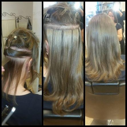 hur länge håller hårförlängning